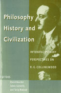 philosophy, history & civilisation book cover
