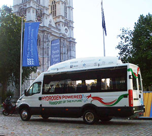 Hydrogen Energy Bus