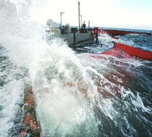 Marine Wavedragon