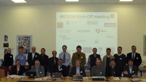 MEDOW Kick-Off Meeting delgates