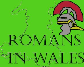 Romans in Wales logo