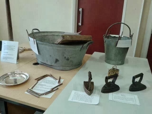 Cynon Valley domestic items