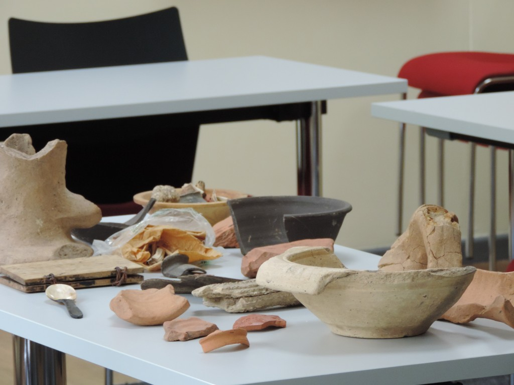 Roman finds collection